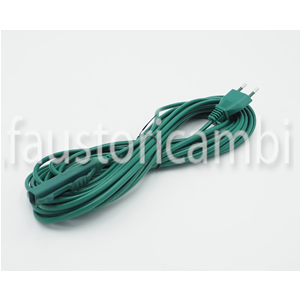 MT 10 ELECTRIC CABLE GREEN COMPATIBLE FOLLETTO VK140 VORWERK